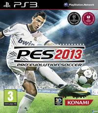 As� es la portada espa�ola de Pro Evolution Soccer 2013