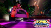 Pantalla Sonic & All-Stars Racing Transformed