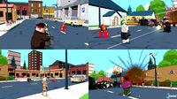 Detalles del multijugador de Family Guy: Back to the Multiverse