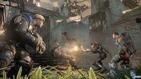Primera imagen del 'todos contra todos' de Gears of War