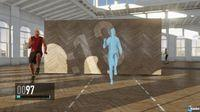 Pantalla Nike+ Kinect Training