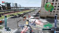 Pantalla Earth Defense Force 2017 Portable PSN