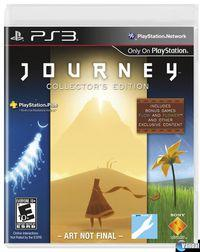 Journey Collector's Edition llegar a las tiendas norteamericanas el 28 de agosto