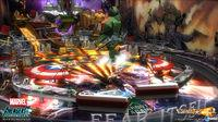Pantalla Marvel Pinball Avengers Chronicles PSN