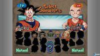 Nuevas im�genes de Dragon Ball Z Budokai HD Collection