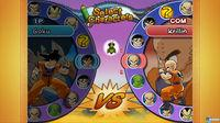 Pantalla Dragon Ball Z Budokai HD Collection