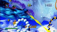 Pantalla NiGHTS into Dreams HD PSN