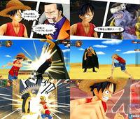 Nuevas imgenes de One Piece Romance Dawn