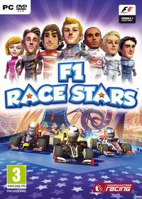 Presentada la cartula de F1 Race Stars