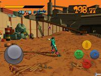 Jet Set Radio muestra su versin porttil