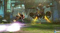 Pantalla Ratchet & Clank: QForce PSN