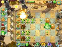 Pantalla Plants vs. Zombies 2: It�s About Time