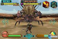 Pantalla Monster Hunter: Massive Hunting
