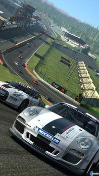 Pantalla Real Racing 3