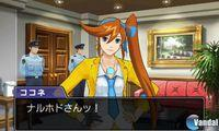 Ace Attorney 5 se deja ver en cuatro nuevas imgenes