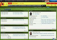 Pantalla Football Manager 2013
