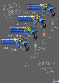 New Art of Bayonetta 2