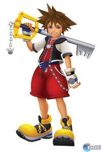 Primeras im�genes de Kingdom Hearts HD 1.5 ReMIX
