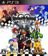 Revelada la portada de Kingdom Hearts HD 1.5 ReMIX