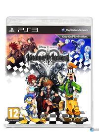 Pantalla Kingdom Hearts HD 1.5 ReMIX