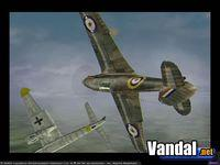 Pantalla Secret Weapons Over Normandy