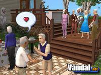 Pantalla Los Sims 2