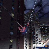Pantalla Spider-Man 2