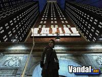 Pantalla Vampire: The Masquerade - Bloodlines
