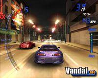 Pantalla Need for Speed Underground