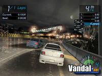 Pantalla Need for Speed Underground