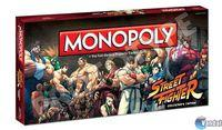Habr un Monopoly de Street Fighter