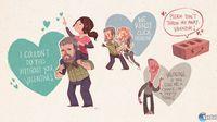Las distintas compañías nos felicitan San Valentín