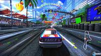 The 90's Arcade Racer, un homenaje a las recreativas de carreras de los 90