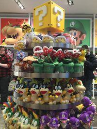 The Nintendo World Store in New York reopens