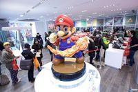 The Nintendo World Store in New York reopens doors