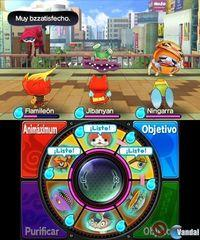 Chronicle: Nintendo and Vid presents Yo-kai Watch in Spain