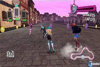 Monster High: El Patinaje Laber�ntico