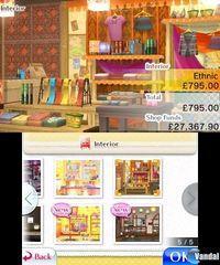 Pantalla Nintendo presenta: New Style Boutique