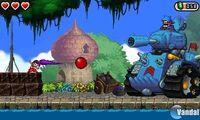 Shantae e Maldição do Pirata para Wii U virá para a América Dia de Natal