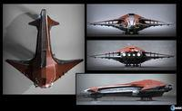A new ship of Star Citizen is presented: the Genesis Starliner