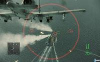 Pantalla Ace Combat Assault Horizon - Enhanced Edition