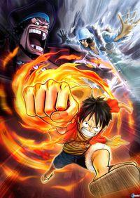 Primeras im�genes de One Piece: Pirate Warriors 2