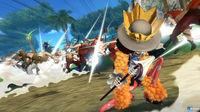 Nuevas im�genes de One Piece: Pirate Warriors 2