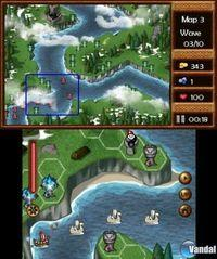 Pantalla Viking Invasion 2: Tower Defense eShop