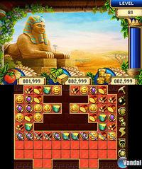 Pantalla Jewel Master: Cradle of Egypt 2