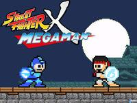 Capcom anuncia Street Fighter x Mega Man