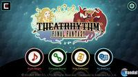 Imagen Theatrhythm Final Fantasy