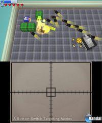 Imagen Touch Battle Tank 3D eShop