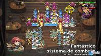 Pantalla Might & Magic Clash of Heroes