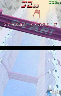 Pantalla Snowboard Extreme DSiW